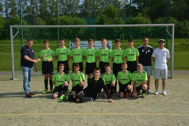 NTKFA C-Junioren Staffelsieger 2016